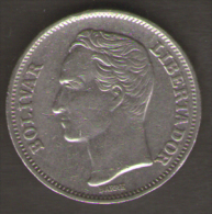 VENEZUELA 1 BOLIVAR 1977 - Venezuela