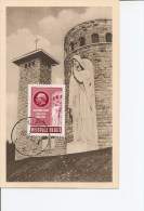 Christianisme -La Dame Blanche -Dewé-Thier à Liège ( CM De Belgique De 1953 à Voir) - Christianisme