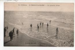 17 - SAINT-TROJAN-LES-BAINS . LA GRANDE PLAGE - Réf. N°10922 - - Ile D'Oléron