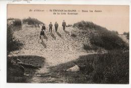17 - SAINT-TROJAN-LES-BAINS . DANS LES DUNES DE LA CÔTE SAUVAGE - Réf. N°10923 - - Ile D'Oléron