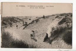 17 - SAINT-TROJAN-LES-BAINS . LES DUNES DE LA CÔTE SAUVAGE - Réf. N°10924 - - Ile D'Oléron
