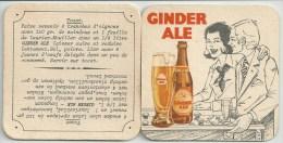 Ginder Ale    - Gerechten  Toast - Sous-bocks