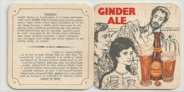 Ginder Ale    - Gerechten-  Hazepeper - Sous-bocks