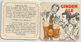 Ginder Ale    - Gerechten  -Kalfsnieren - Sous-bocks