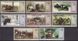 Poland 1968. MNH (**), Mi 1890/97 LUX - 1944-.... République