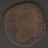 PAYS BAS MERIDIONAUX - BRABANT - LIARD CHARLES VI - 1714 - Belgium