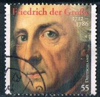 2012  300. Geburtstag Von Friedrich Dem Großen - [7] Federal Republic
