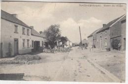 Noville-s/M�haigne - Entr�e du village - anim�e - 1913 - Edit. N. Laflotte, Bruxelles