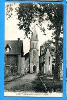 LIPP804, Saint - Brisson, L'église, Circulée 1927 - Other Municipalities