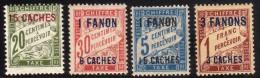 Inde Taxe 3/4 Et 6/7  ** - India (1892-1954)