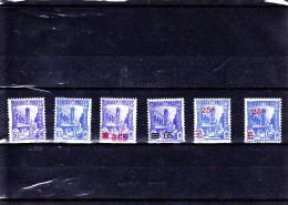 TUNISIE :   : Y&T  : 181* à 183*-205*-231* - Tunisie (1888-1955)