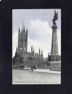 "55103     Regno  Unito,  War  Memorial & St. Thomas"" Church,  Newcastle-on-Tyne,    NV(scritta) - Inghilterra"