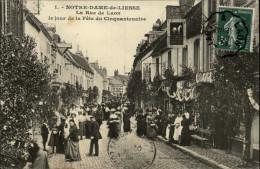 02 - LIESSE NOTRE-DAME - Cinquantenaire - France