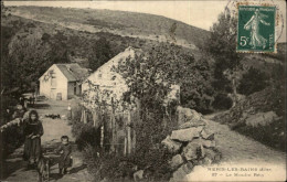 02 - NERIS-LES-BAINS - Moulin - France