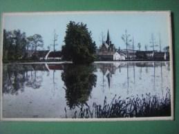 HULDENBERG --- De Vijvers - Les étangs - Huldenberg