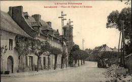 12 - LANUEJOULS - Installation Poteaux éléctriques - Autres Communes