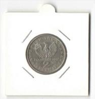 2 Drachmas 1973 (Greece, Grece, Griechenland, Griekenland, Grecia, Drachmai Coin) - Greece