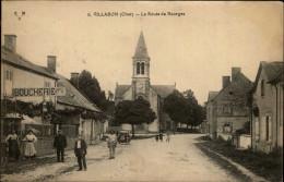 18 - VILLABON - Boucherie - France