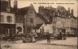 21 - AUXONNE - Marché Aux Choux Fleurs - Auxonne