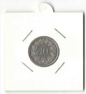 10 Rappen 1982 -  Switzerland Coin - Switzerland
