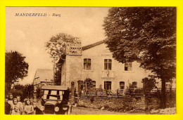 TOP MANDERFELD BURG Reuland = BULLINGEN Büllingen Edition Nic Radermacher Eupen - Environs Malmedy Sankt Vith Eupen 4082 - Büllingen