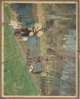 Calendrier/Postes Télégraphes Téléphones/Almanach/Chasse/Oberthur/1958    CAL225 - Grossformat : 1941-60