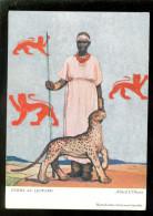 Illustrateur  :  Allard L´Olivier  - Congo - Illustratoren & Fotografen