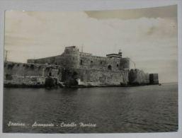 SIRACUSA - Avamporto - Castello Maniace - 1962 - Siracusa