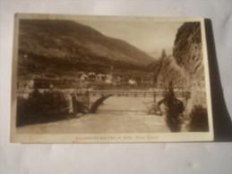 M 138 Aosta - Villanova Baltea-Fraz.Cretaz -VG  1933 - Aosta