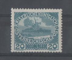 Autriche 1915 Yv 141 XX Neufs -