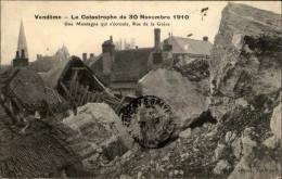 41 - VENDOME - Catastrophe Du 30 Novembre 1910 - Vendome