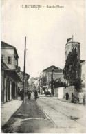 BEYROUTH ... RUE DU PHARE - Lebanon