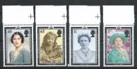 Great Britain 2002 Mi 2008-2011 MNH(**) - 1952-.... (Elizabeth II)
