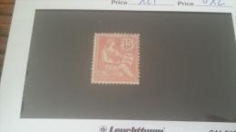 LOT 269969 TIMBRE DE FRANCE NEUF* N�125 VALEUR 12 EUROS