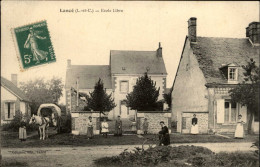 41 - LANCE - école Libre - France