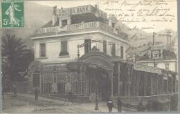 """MONACO --==-- MONTE CARLO --==--  CPA --==-- Comptoir National D´ Escompte De Paris """" SMITHS BANK """" - Non Classés"""