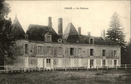41 - FOSSE - Chateau - France