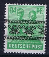 Bizone Mi Nr 51 I D Gelbsmaragdgrün  MNH/** Postfrisch - American/British Zone