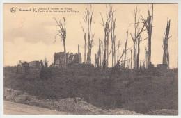 Kemmel, Le Château à L'entrée Du Village (pk22192) - Heuvelland