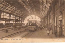 21 DIJON Le Hall De La Gare BE - Dijon