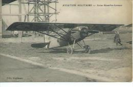 """93-Aérodrome LE BOURGET-Aviation Militaire-*Une Vue De L'Avion """"GOURDON-LESSEUR"""" Au Sol-Animé - Le Bourget"""