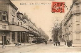 21 DIJON GARE Boulevard Sévigné TTBE - Dijon