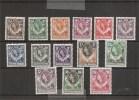 Rhodésie Du Nord ( 59 / 72 XXX -MNh) - Northern Rhodesia (...-1963)
