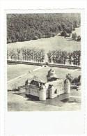 Lavaux Sainte Anne Chateau Feodal Musée De La Chasse Et De La Venerie Vue D'avion - Rochefort