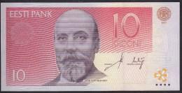 Estonia 10 Krooni  2007 P86b UNC - Estonie