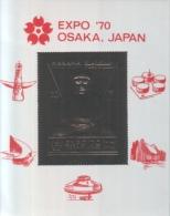 Expo ´70 Osaka Japan - 1970 – Osaka (Japón)
