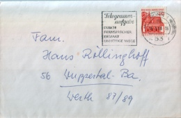 Telecom - Telegramm-aufgabe - Télécom