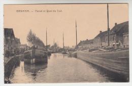Izegem, Iseghem, Canal Et Quai Du Sud (pk22236) - Izegem