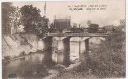 Vilvoorde Vilvorde Brug Over De Zenne Pont Sur La Senne (JPJ64) - Vilvoorde