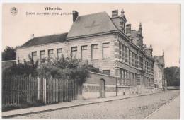 Vilvoorde Vilvorde Ecole Moyenne Pour Garçons KRUIS OP DAK ! (JPJ66) - Vilvoorde